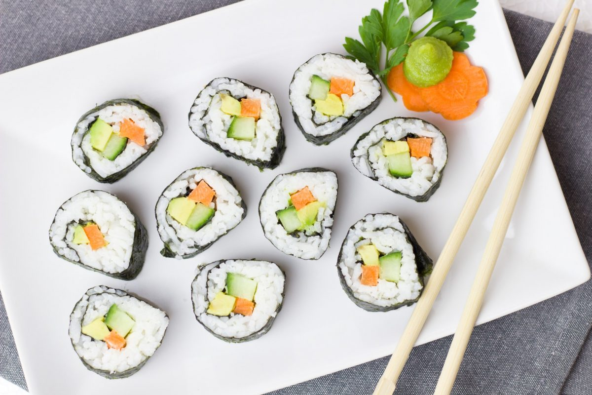 The Joys of Getting Sushi Meals Ready at Home