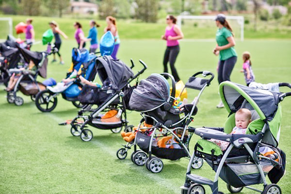 How to Prioritize Exercise as a New Mom